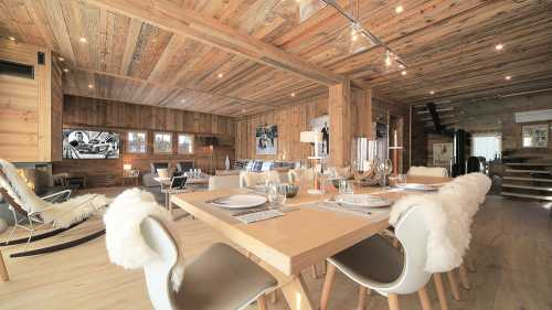 Chalet SWEETY MEGEVE - Ref 68584